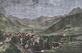 View of Mont-Dore - Puy-de-D�me - Auvergne (France)