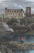 Castle - Château de Pau - Béarn - Pyrénées-Atlantiques (France)