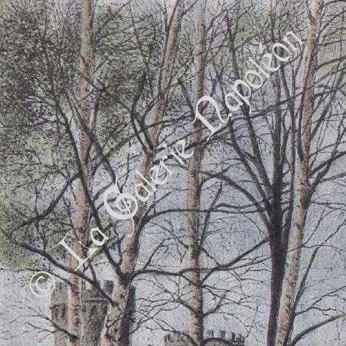 Gravures anciennes ch teau de la grange fort pr s d 39 issoire les pradeaux puy de d me - Certificat d heredite avec porte fort ...