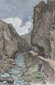 Gorges de la Pierre-Lys - Canyon - Pyrenees - Pyr�n�es - Aude (France)