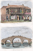 China - Chinese Theater - Tragedy - Costume - Bridge of Sou-Tcheou-Fou