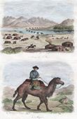 Mongolia - Iro River - Mongols - Asia