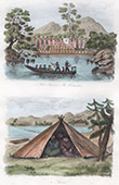 Russia - Kunashir Island - Japanese fort - Aniva - Sakhaline - Camping