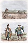 Iran - Soltanieh - Caucasus - Caucas - Shirvan - Tartares - Immir�tien