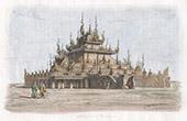 Myanmar - Kloster von Amarapura - Mandalay