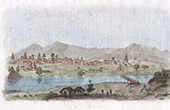 Nepal - View of Kathmandu - Himalaya - Religion