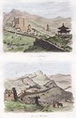 Tibet - Tempel von Potala - Chinesische Mauer - Festung (China)