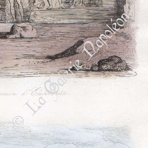 Gravures anciennes vue des grottes d 39 elephanta t te aux trois visages shiva fort de - Certificat d heredite avec porte fort ...