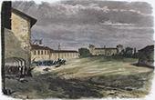 Campaign in Italy - 1859 - Franco-austrian War - Napoleon III - Battle of Melegnano (June 9th 1859)