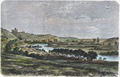 Campaign in Italy - 1859 - Franco-austrian War - Napoleon III - Valeggio sul Mincio - Scaligero Castle (Italy)