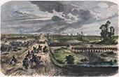 Campaign in Italy - 1859 - Franco-austrian War - Napoleon III - Battle of Magenta - Imperial Guard - Ponte-Nuovo-di-Magenta
