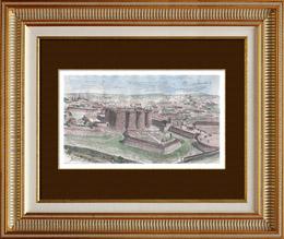 Befestigungen der Bastille - Paris (1552)