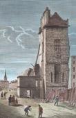 The Bichat Tower of Saint John of Jerusalem (Lateran) at Paris