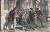 Attempted murder of Olivier V de Clisson (1392)