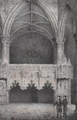 Basilica Notre-Dame du Folgo�t - Rood Screen - Finist�re - Brittany (France)