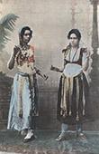 Tanz von ägypterin Frauen - Bauchtanz (Ägypten)