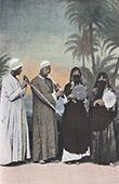 Arabische musiker (Ägypten)