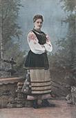 Frauenkleidung - Wenig Russland (Ukraine)