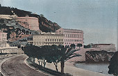 View of Nice - C�te d'Azur - French Riviera - Castle - Raouba-Capeou (France)