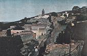 Arabisk By - Sidi Bou Medine - Tlemcen (Algeriet)