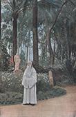 Algeriens - Trappiste Mönch von Staouéli - Algier