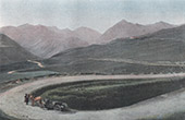 Military road of Georgia - Goudaour - Caucas (Georgia)