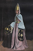 Caucasus - Ethnic group - Cabardin  Lady - Costume
