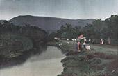 Franska Polynesien - Tahiti - Vaitepino Flod