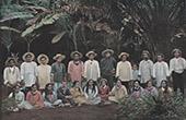 Franska Polynesien - Sällskapsöarna - Ursprungsbefolkning