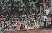 Franska Polynesien - Tahiti - Tradition - Himéné - Sång - Kör