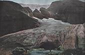 Grotte in Suphellebrae - Sognefjord - Skandinavien (Norwegen)