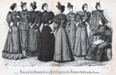 Modestich - Paris - 1893 - Madame Pelletier-Vidal