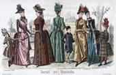 Modestich - Paris - 1888 - Mademoiselle Thirion - Madame Taskin