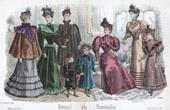 Modestich - Paris - 1893 - Mademoiselle Thirion - Madame Emma Guelle