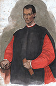 Portrait of Niccol� Machiavelli (1469-1527)