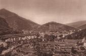 View of Am�lie-les-Bains - Massif du Canigou - Pyr�n�es-Orientales - Languedoc-Roussillon (France)
