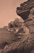 View of Corsica - Bonifacio (France)