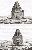 Stich von Tatarische Kapelle (Russland)