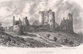 Castle of Montgilbert - Ferri�res-sur-Sichon - Mayet-de-Montagne - Vichy - Allier - Auvergne (France)