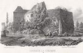 Ch�teau de la Condemine - Castle - Buxi�res-les-Mines - Bourbon-l'Archambault  - Moulins - Allier - Auvergne (France)