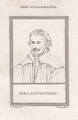 Portrait of Philipp Melanchthon (1497-1560)