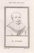 Portrait of Maarten Tromp (1598-1653)