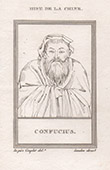Portrait of Confucius (551�479 BC)