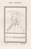 Portrait of Cardinal Basilios Bessarion (1403-1472)