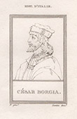Portrait of Cesare Borgia (1475-1507)