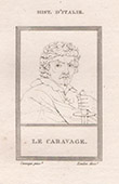 Portrait of Caravaggio (1571-1610)