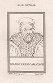 Portrait of Polidoro da Caravaggio (1495-1543)