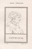 Portrait of Castruccio Castracani (1281-1328)