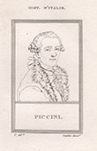 Portrait of Niccol� Piccinni (1728-1800)