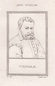 Portrait of Vignola (1507-1573)